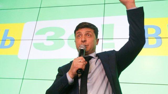 Зеленський відмовився оприлюднити декларацію за 2018 рік до другого туру виборів