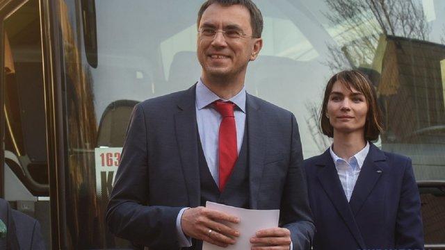 Омелян заявив, що до 2030 року в Україні не буде маршруток