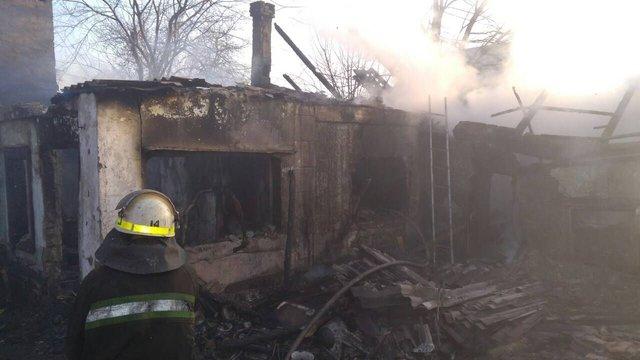 Троє людей загинули в пожежі у Кривому Розі