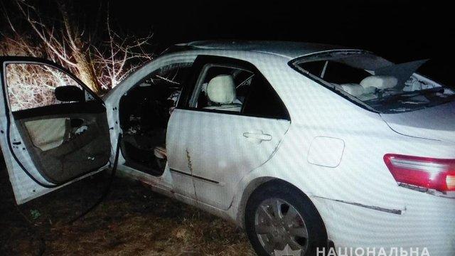 В Київській області водій загинув від вибуху гранати під час руху автомобіля