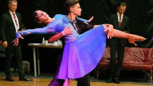 У Львові відбулись всеукраїнські змагання з танців «Срібний Едельвейс - 2019». Фото