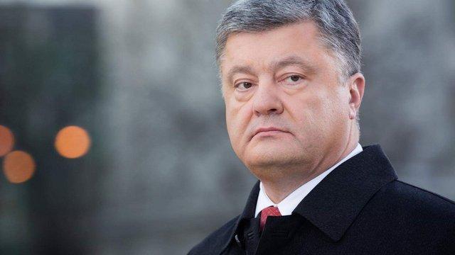 Порошенко хоче дебатувати з Зеленським на «Олімпійському» 14 квітня