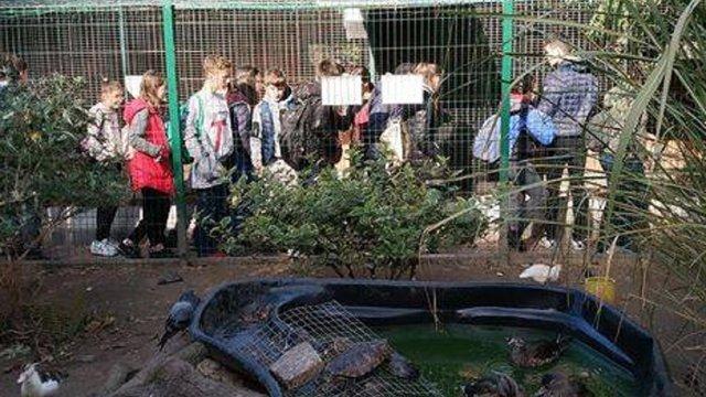 Із Львівського міського еколого-натуралістичного центру викрали тварин