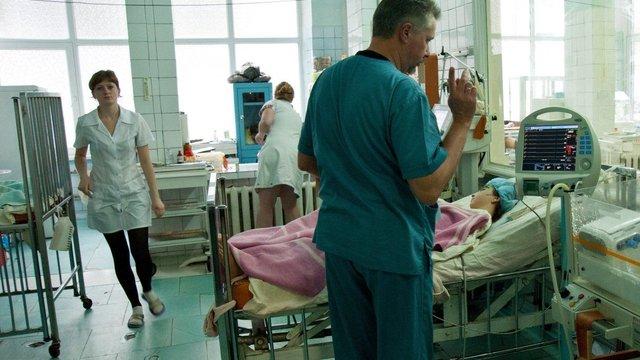 Випадковий удар у ніс спровокував у 9-річної львів'янки менінгіт і тромбоз судин мозку