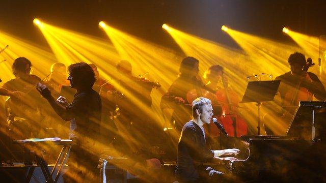 Святослав Вакарчук виступив у Львівській опері з оркестром