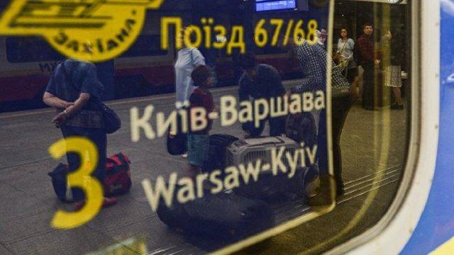 Потяг «Київ-Варшава» потрапив до переліку найкращих нічних маршрутів Європи