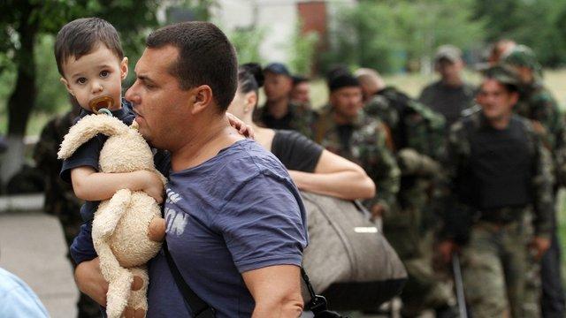 В Україні дослідили причини повернення вимушених переселенців в ОРДЛО