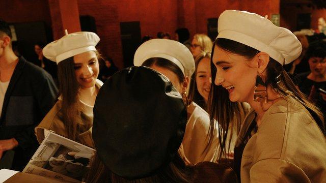 У Львові вперше відбувся регіональний конкурс молодих дизайнерів одягу «Погляд у майбутнє»