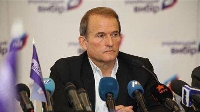 Медведчук заявив, що «ЛНР» та «ДНР» попередньо згодні на автономію в складі України