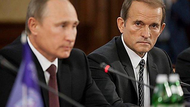Порошенко визнав Медведчука неефективним перемовником з Росією