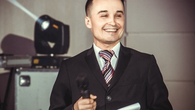 Колишній актор «Кварталу 95» зник перед прес-конференцією про Зеленського
