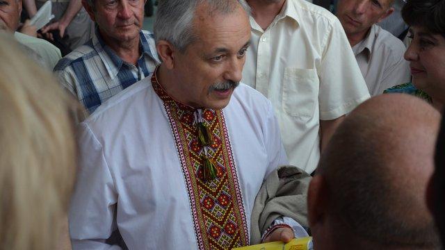 Порошенко звільнив Василя Куйбіду з посади президента академії держуправління
