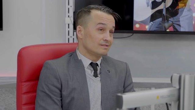 Екс-актор «Кварталу 95» запевнив, що не збирався розповідати жодного компромату на Зеленського