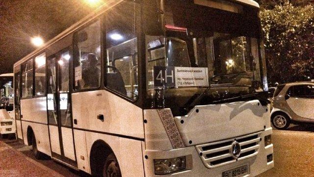Вартість проїзду у нічних автобусах Львова зросла до 14 грн