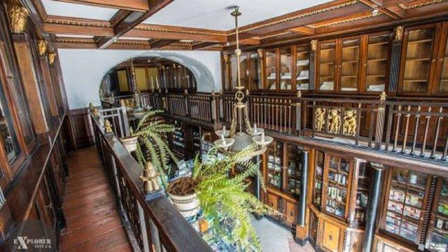 Львівська мерія погодила програму збереження історичних аптек