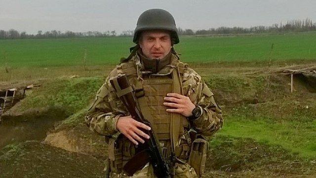 41-річний капітан поліції пробіжить Львівський півмарафон у бронежилеті