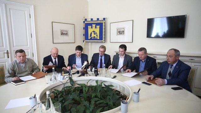 Вісім міст Львівщини об'єднались для облаштування сміттєвого полігону