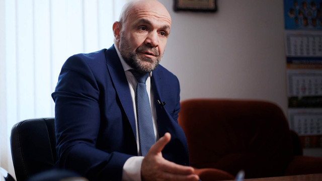 Голова Херсонської обласної ради Владислав Мангер повернувся на роботу