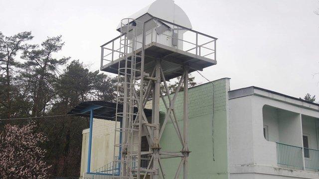 На Київщині відкрили нову обсерваторію для стеження за штучними супутниками Землі
