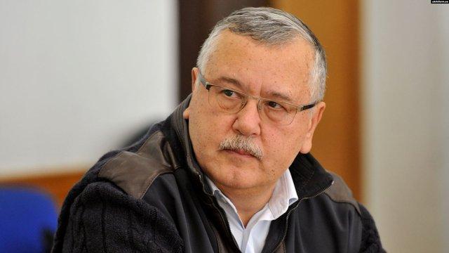 У Росії заочно арештували Анатолія Гриценка