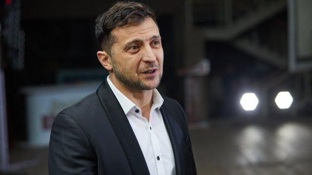 Зеленський прокоментував свою публічну суперечку з Порошенком у прямому ефірі