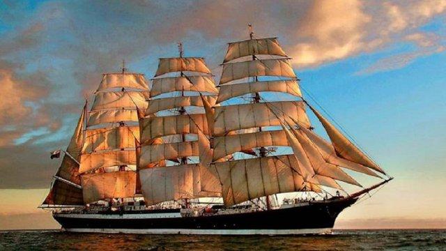 Польща услід за Естонією не впустила російське судно з кримськими курсантами