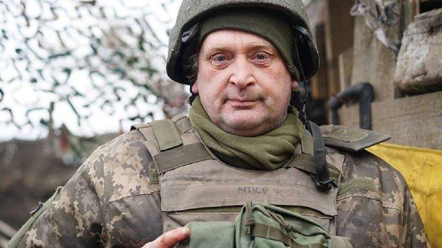 Штаб Операції об'єднаних сил оприлюднив ім'я загиблого 12 квітня вояка