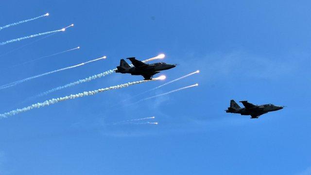 ЗСУ провели масштабні навчання з протиповітряної оборони