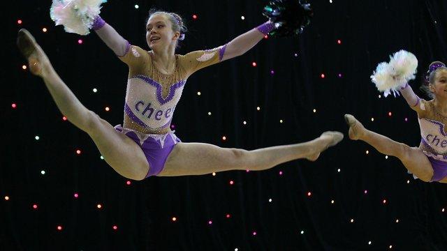 Дві тисячі черлідерів позмагалися на чемпіонаті України у Львові