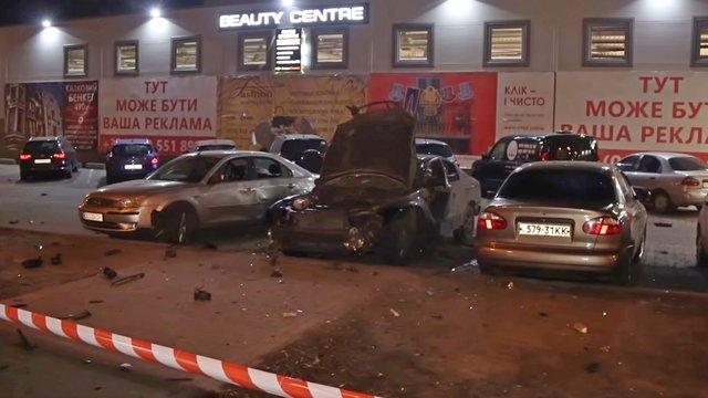 До підриву автомобіля українського розвідника в Києві причетний працівник податкової міліції