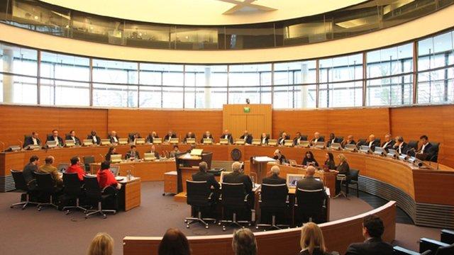 Україна звернулася в міжнародний трибунал для звільнення військовополонених моряків
