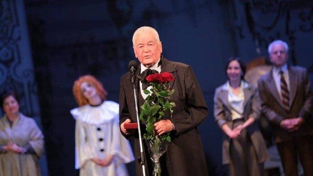 Заньківчанину Богданові Мірусу вручили орден «За заслуги»