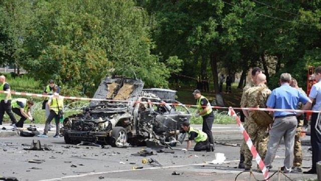 СБУ назвала ім'я диверсанта, який заклав вибухівку під автомобіль командира спецназу ГУР