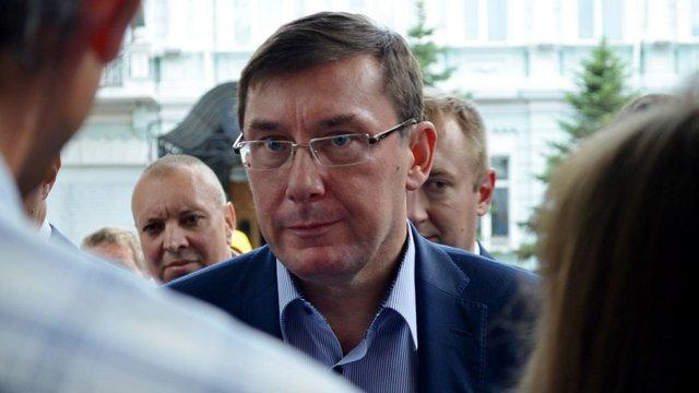 Юрій Луценко передумав йти у відставку після президентських виборів