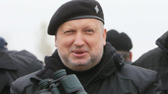 Турчинов запропонував визнати російські спецслужби терористичними організаціями
