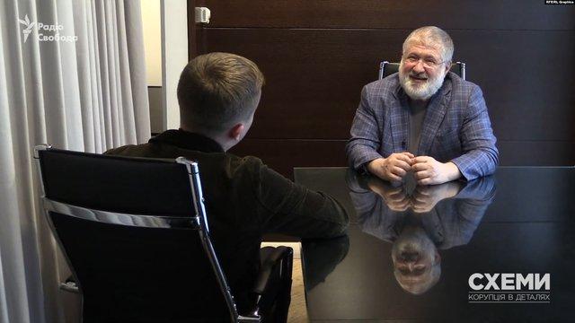 Коломойський звинуватив владу в порушенні кулуарних домовленостей щодо «ПриватБанку»