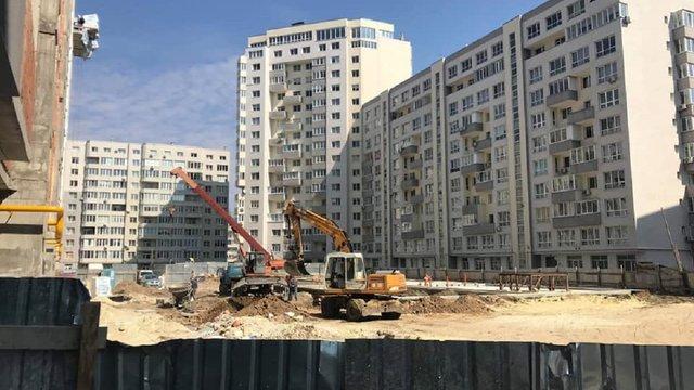 Мерія проведе службове розслідування через скандальне будівництво на Новому Львові