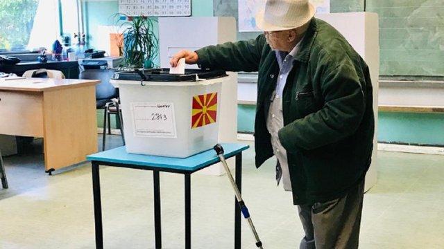 У Північній Македонії розпочалися вибори президента, обирають з трьох професорів