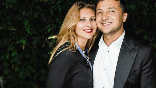 «Миротворець» видалив зі свого  чорного списку дружину Зеленського