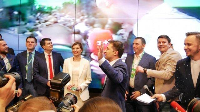 Зеленський розповів про перші кадрові рішення на посаді президента