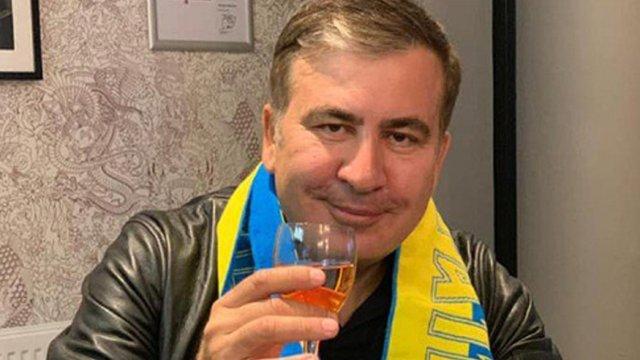 Саакашвілі попросив Україну скасувати йому заборону на в'їзд
