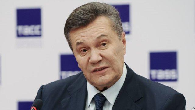Янукович привітав Зеленського з перемогою на виборах