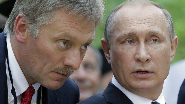 Кремль відмовився вітати Володимира Зеленського із перемогою на виборах