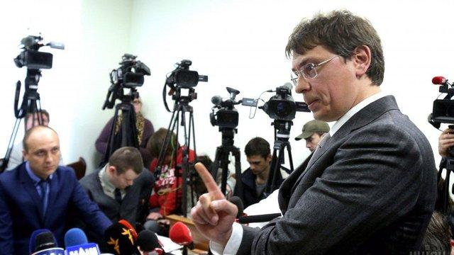 Колишній нардеп Дмитро Крючков сплатив заставу у 7 млн грн