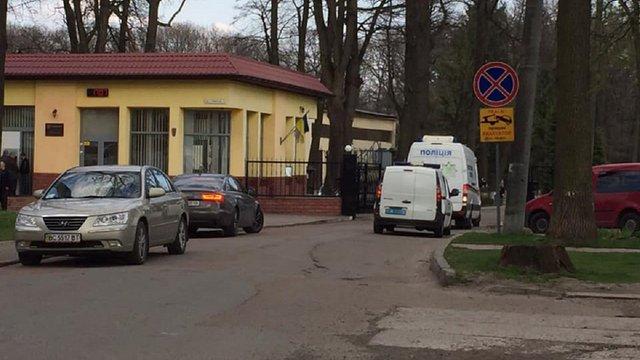 У Львові анонім повідомив про замінування бронетанкового заводу