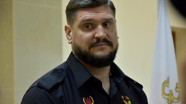 Голова Миколаївської ОДА Олексій Савченко подав у відставку