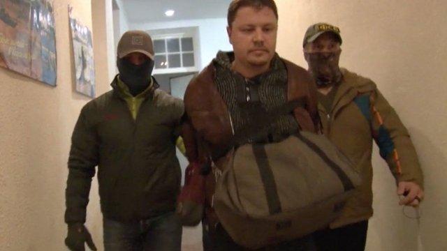 В окупованому Криму розпочався суд над українцем, якого звинувачують у шпигунстві