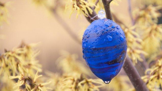 На Великдень у Західній Україні прогнозують помірні дощі
