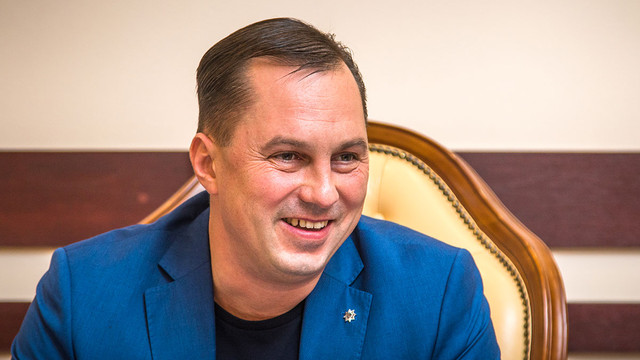 Керівник поліції Одеської області Дмитро Головін подав у відставку