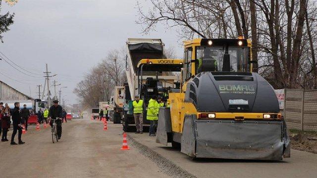 Компанія «Онур» відремонтує 16 км дороги Львів–Меденичі за 376 млн грн